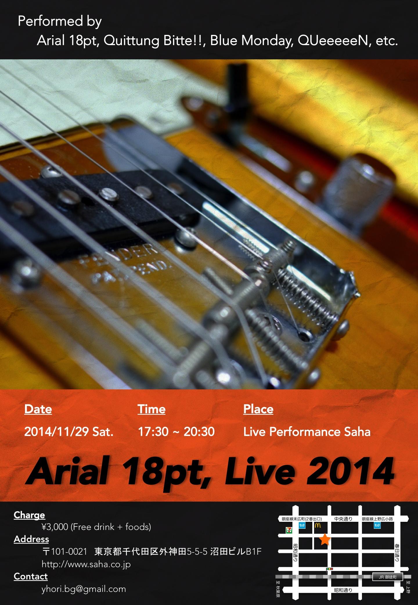 ArialLive2014
